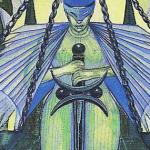 a justiça no tarot